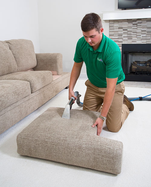 Old Fort Chem-Dry professional upholstery cleaning in Fort Smith AR
