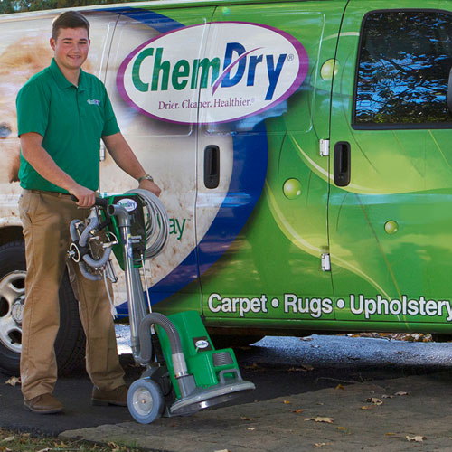 Trust Chem-Dry for your carpet and upholstery cleaning service needs in Fort Smith AR